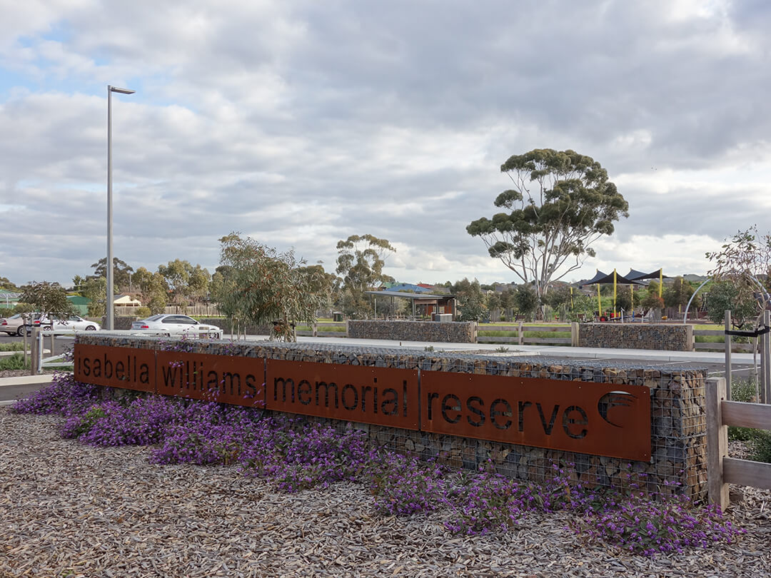 Isabella Williams Memorial Reserve