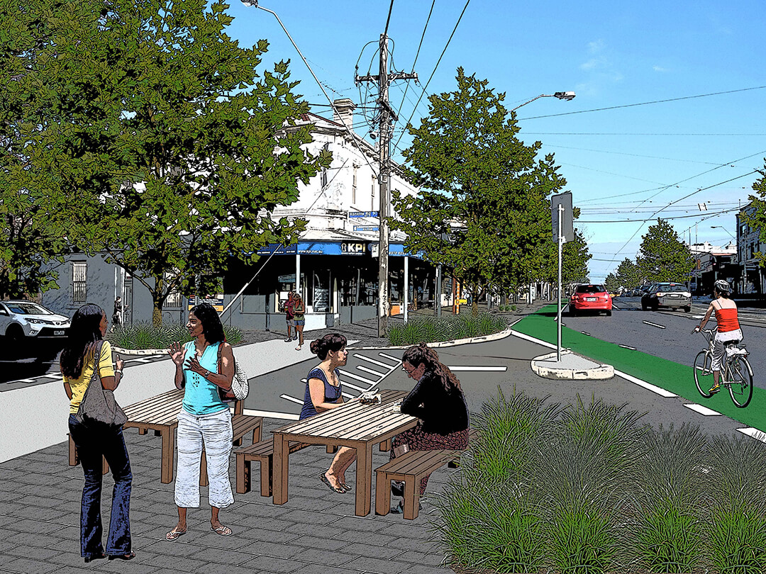Racecourse Road and Pin Oak Crescent Streetscape and Activation Plan