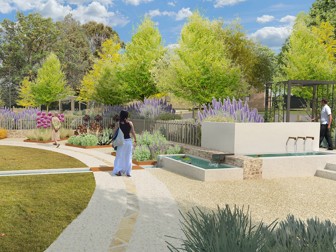 Greater Romsey All Abilities Park - RENDER 2