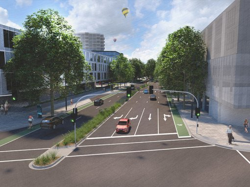 Epping Central Revitalisation Project